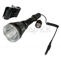 Тактически и ловен фенер Bailong BL-Q2888