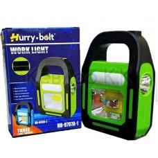 Соларен къмпинг фенер-работна лампа HB-9707A-1