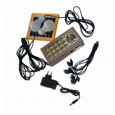 Соларна осветително-зарядна система BB-9118