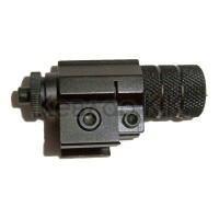 Лазерен прицел червен 19-22 мм шина