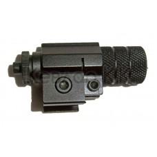 Лазерен прицел червен 11-14 мм шина