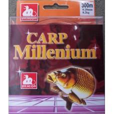 Dragon CARP Millenium 0.28 / 300м